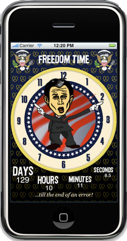 FreedomTime for iPhone